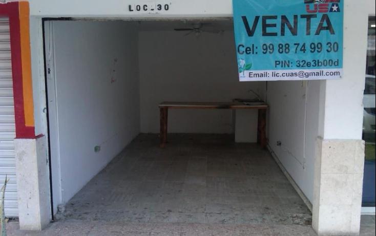 Foto de local en venta en kohunlich 50, región 84, benito juárez, quintana roo, 537570 no 04