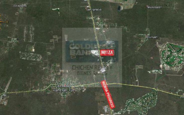 Foto de terreno habitacional en venta en komchen, chablekal, mérida, yucatán, 1754738 no 03