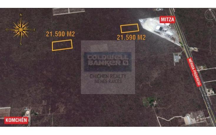 Foto de terreno habitacional en venta en komchen , komchen, mérida, yucatán, 1754738 No. 02