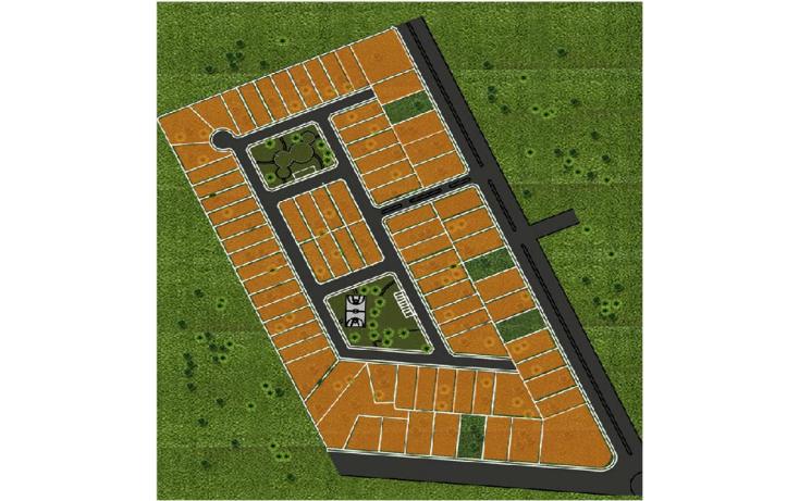 Foto de terreno habitacional en venta en  , komchen, m?rida, yucat?n, 1046955 No. 04