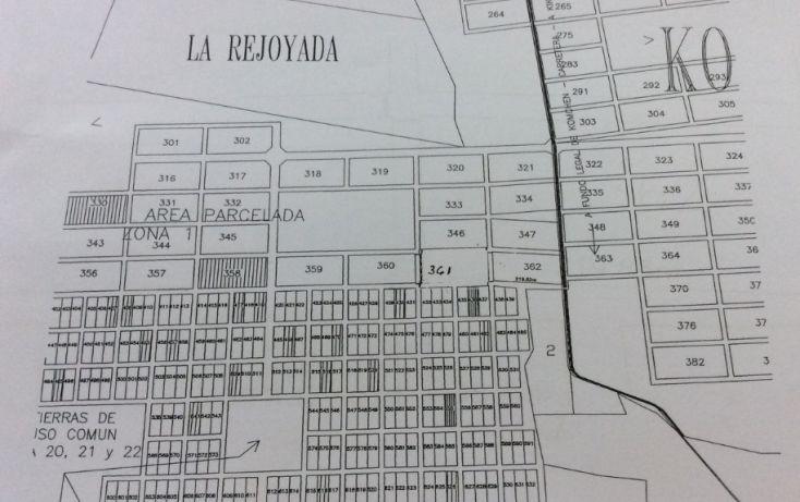 Foto de terreno habitacional en venta en, komchen, mérida, yucatán, 1058285 no 01