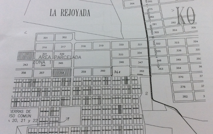 Foto de terreno habitacional en venta en  , komchen, mérida, yucatán, 1058285 No. 01
