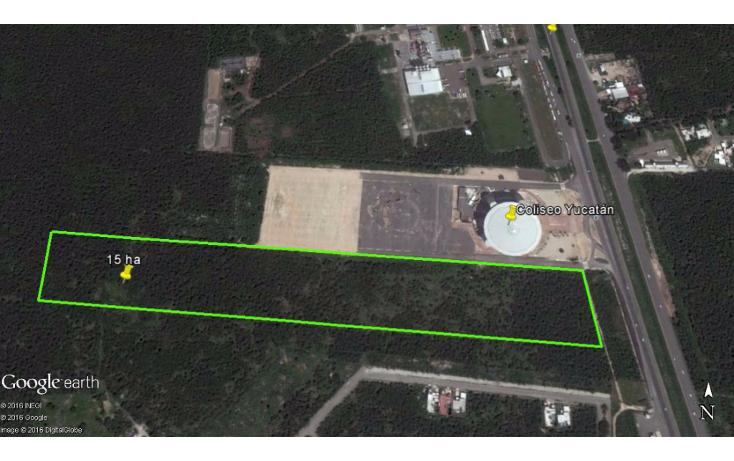 Foto de terreno comercial en venta en  , komchen, mérida, yucatán, 1070727 No. 01