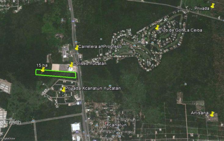 Foto de terreno comercial en venta en, komchen, mérida, yucatán, 1070727 no 04