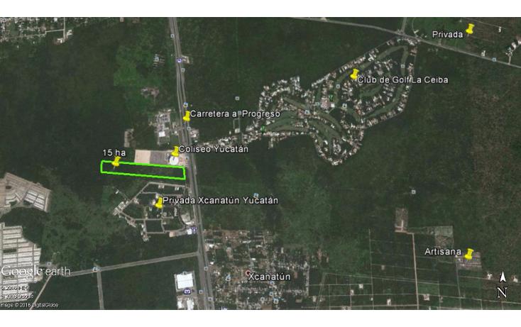 Foto de terreno comercial en venta en  , komchen, mérida, yucatán, 1070727 No. 04