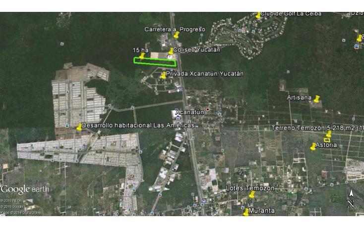 Foto de terreno comercial en venta en  , komchen, mérida, yucatán, 1070727 No. 06
