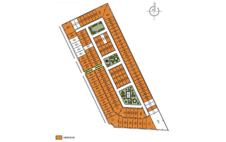 Foto de terreno habitacional en venta en  , komchen, mérida, yucatán, 1070881 No. 03