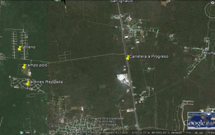 Foto de terreno habitacional en venta en  , komchen, mérida, yucatán, 1077359 No. 01