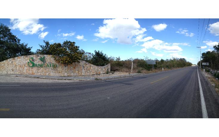 Foto de terreno habitacional en venta en  , komchen, mérida, yucatán, 1077359 No. 02