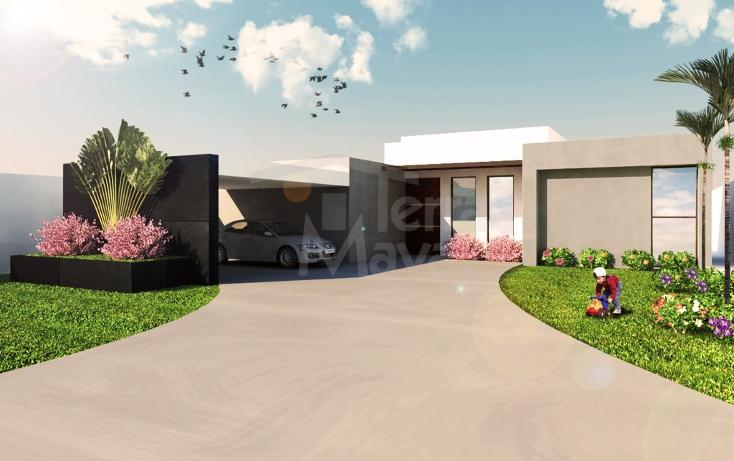 Foto de casa en venta en  , komchen, m?rida, yucat?n, 1084019 No. 01
