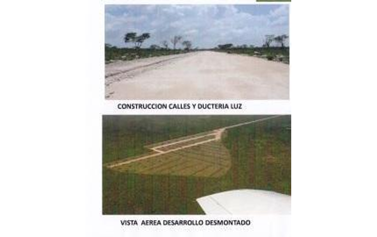 Foto de terreno habitacional en venta en  , komchen, mérida, yucatán, 1098323 No. 04