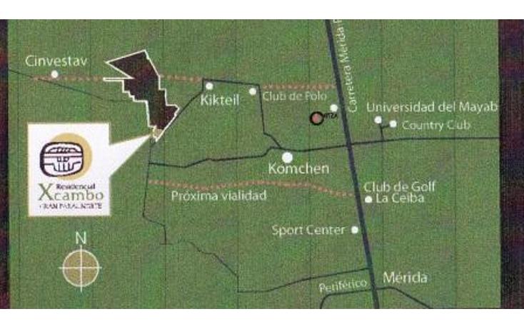 Foto de terreno habitacional en venta en  , komchen, mérida, yucatán, 1098353 No. 03