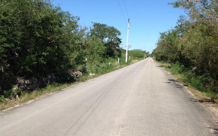 Foto de terreno habitacional en venta en  , komchen, mérida, yucatán, 1128815 No. 08