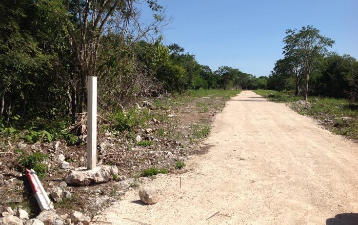 Foto de terreno habitacional en venta en  , komchen, mérida, yucatán, 1128815 No. 13