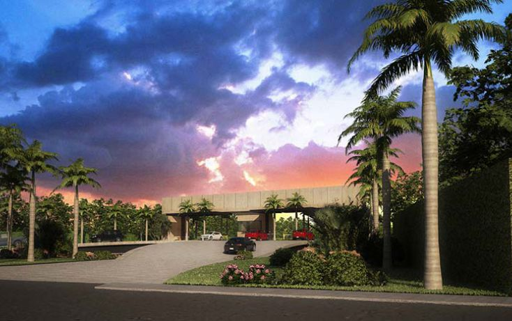 Foto de terreno habitacional en venta en, komchen, mérida, yucatán, 1225539 no 02