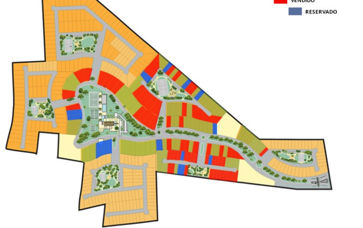 Foto de terreno habitacional en venta en  , komchen, m?rida, yucat?n, 1225539 No. 03