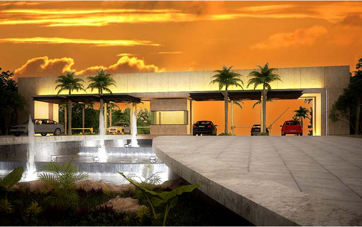 Foto de terreno habitacional en venta en  , komchen, m?rida, yucat?n, 1225539 No. 04