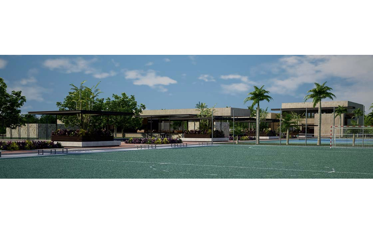 Foto de terreno habitacional en venta en  , komchen, m?rida, yucat?n, 1225539 No. 08