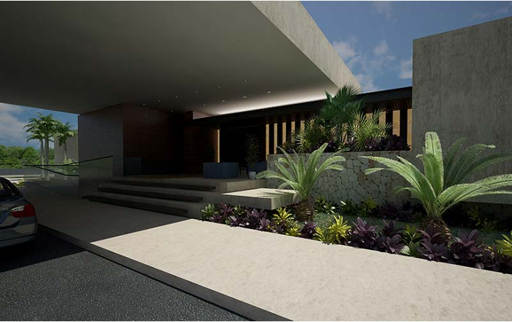 Foto de terreno habitacional en venta en  , komchen, m?rida, yucat?n, 1225539 No. 17