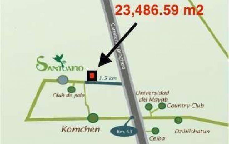 Foto de terreno habitacional en venta en, komchen, mérida, yucatán, 1240977 no 07