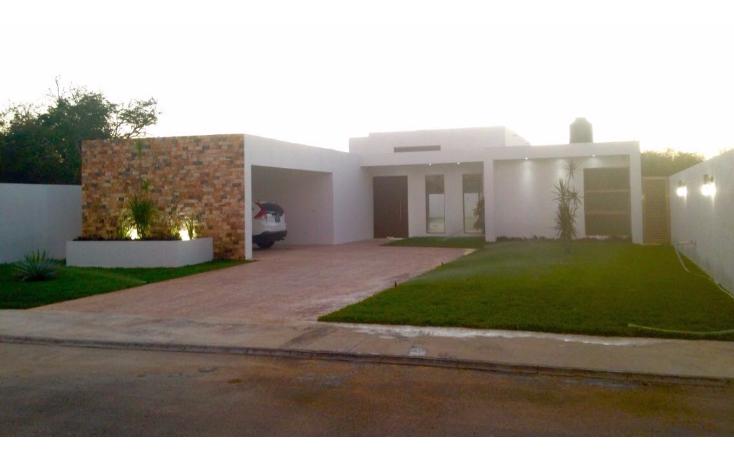 Foto de casa en venta en  , komchen, mérida, yucatán, 1241337 No. 01