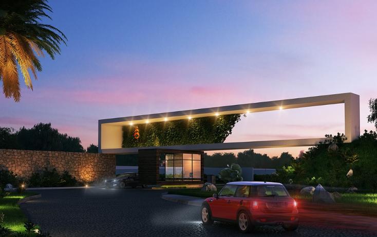 Foto de terreno habitacional en venta en  , komchen, m?rida, yucat?n, 1261845 No. 02