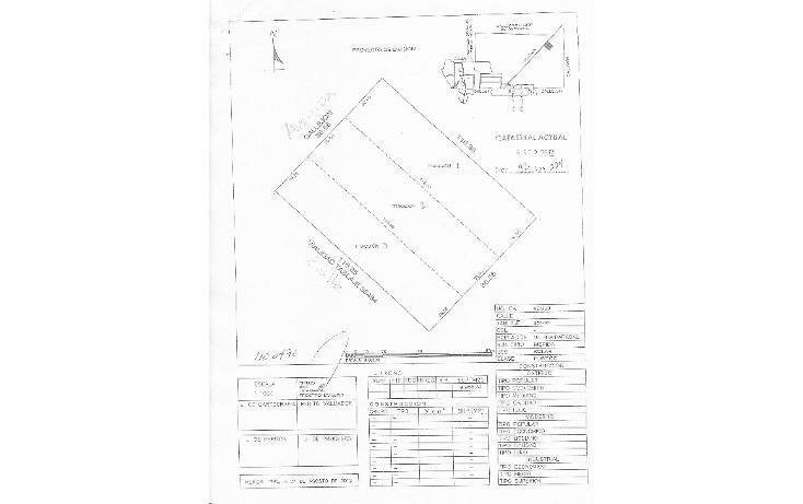 Foto de terreno comercial en venta en  , komchen, mérida, yucatán, 1267613 No. 05