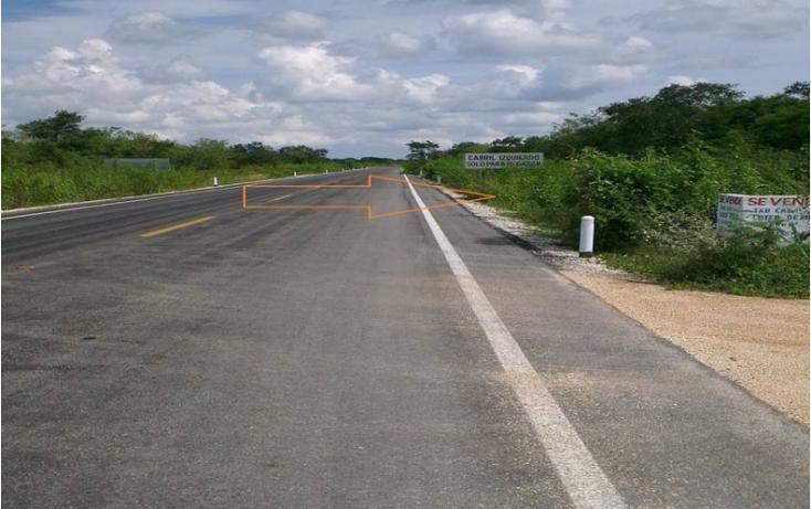 Foto de terreno comercial en venta en  , komchen, mérida, yucatán, 1267613 No. 06