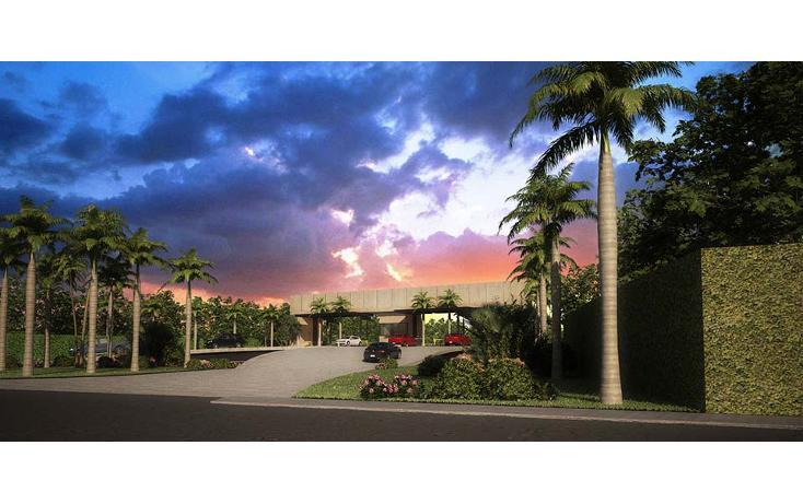 Foto de terreno habitacional en venta en  , komchen, mérida, yucatán, 1288259 No. 02