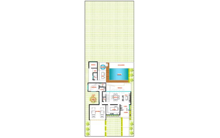 Foto de casa en venta en  , komchen, m?rida, yucat?n, 1291227 No. 12