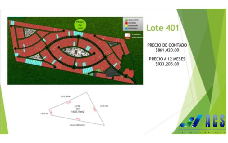 Foto de terreno habitacional en venta en  , komchen, mérida, yucatán, 1294639 No. 02