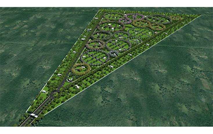 Foto de terreno habitacional en venta en  , komchen, m?rida, yucat?n, 1301023 No. 07