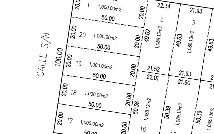 Foto de terreno habitacional en venta en  , komchen, m?rida, yucat?n, 1301327 No. 01