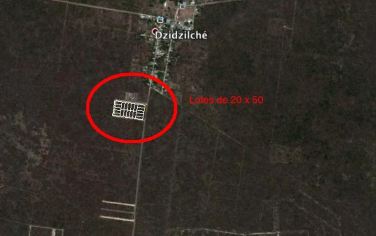 Foto de terreno habitacional en venta en  , komchen, m?rida, yucat?n, 1301327 No. 02