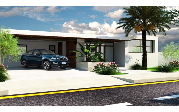 Foto de casa en venta en  , komchen, mérida, yucatán, 1340193 No. 01
