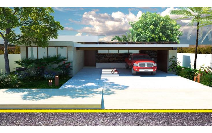 Foto de casa en venta en  , komchen, mérida, yucatán, 1340461 No. 02