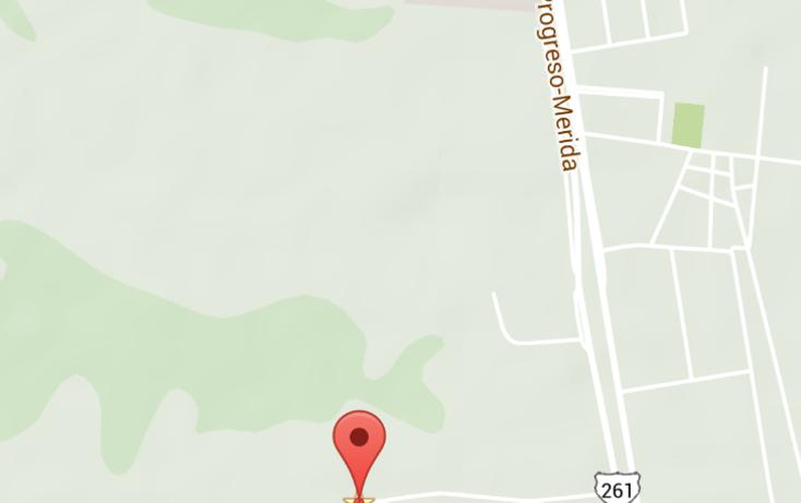 Foto de terreno habitacional en venta en  , komchen, m?rida, yucat?n, 1353639 No. 01