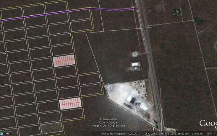 Foto de terreno habitacional en venta en, komchen, mérida, yucatán, 1353639 no 02