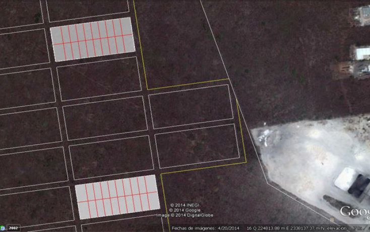 Foto de terreno habitacional en venta en, komchen, mérida, yucatán, 1353639 no 03