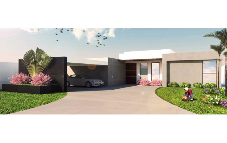 Foto de casa en venta en  , komchen, mérida, yucatán, 1357691 No. 02