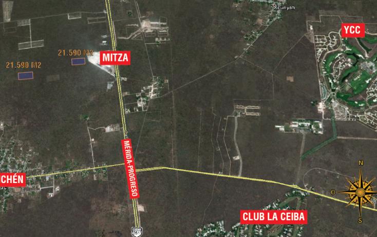 Foto de terreno comercial en venta en  , komchen, mérida, yucatán, 1361067 No. 01