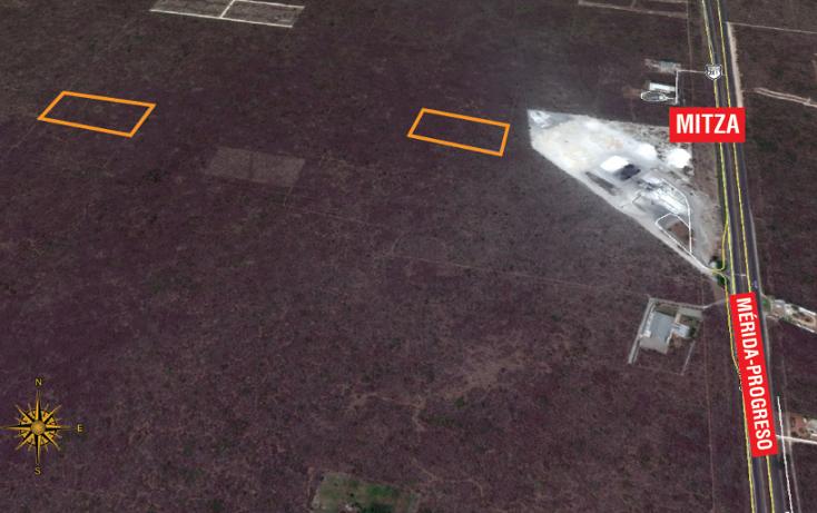 Foto de terreno comercial en venta en  , komchen, mérida, yucatán, 1361067 No. 03