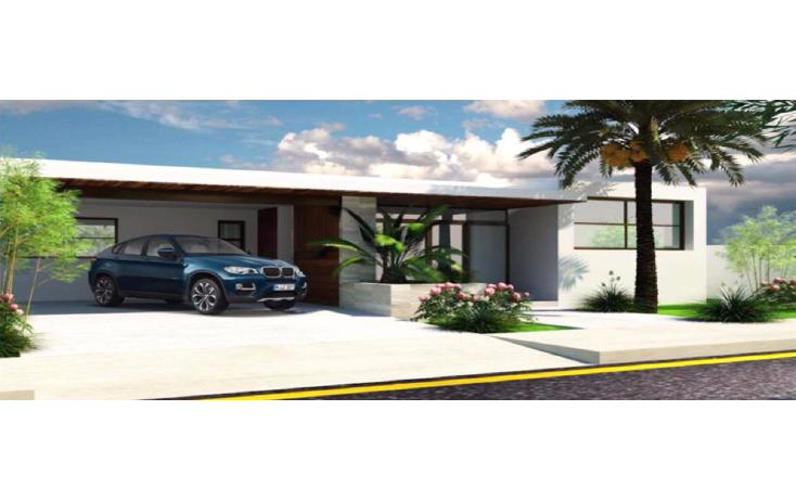 Foto de casa en venta en  , komchen, m?rida, yucat?n, 1374219 No. 02