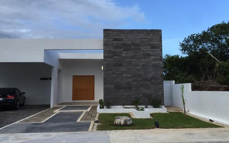 Foto de casa en venta en  , komchen, mérida, yucatán, 1400603 No. 01
