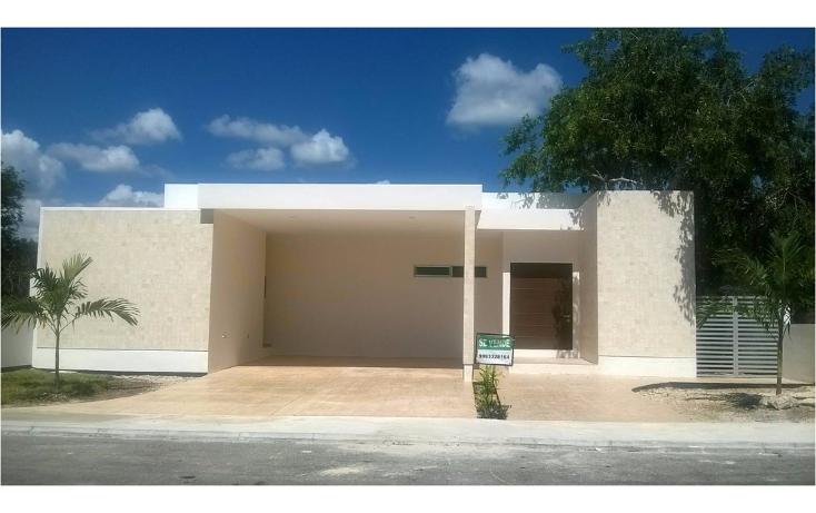 Foto de casa en venta en  , komchen, mérida, yucatán, 1407437 No. 01