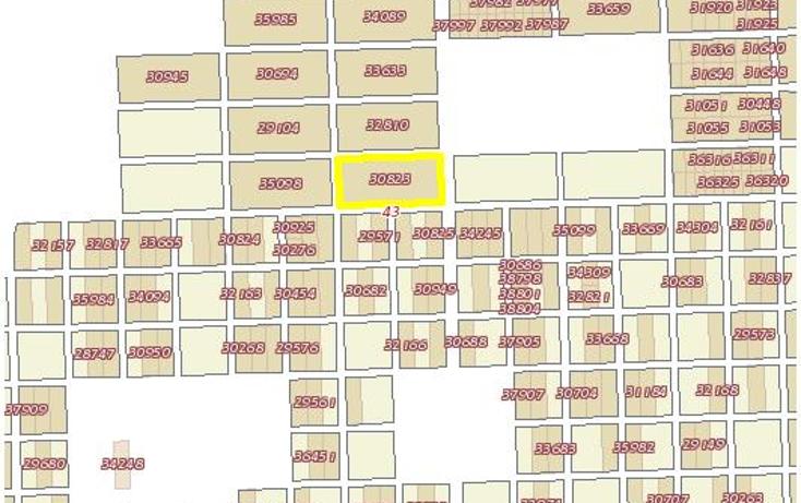 Foto de terreno habitacional en venta en  , komchen, m?rida, yucat?n, 1416123 No. 02
