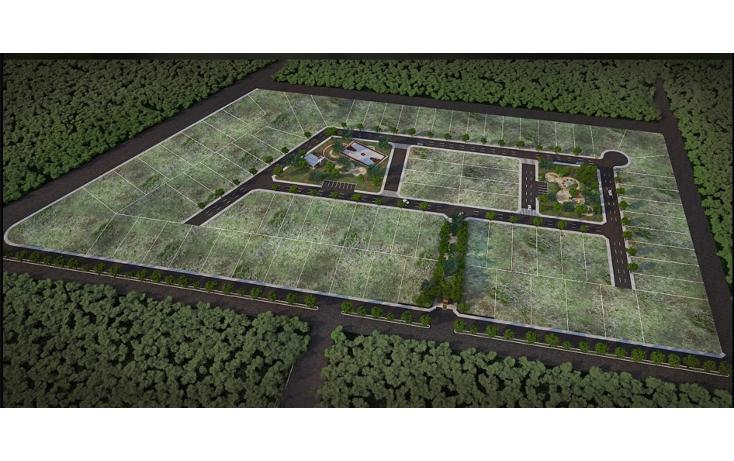 Foto de terreno habitacional en venta en  , komchen, mérida, yucatán, 1435137 No. 06