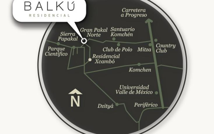 Foto de terreno habitacional en venta en  , komchen, mérida, yucatán, 1435137 No. 07