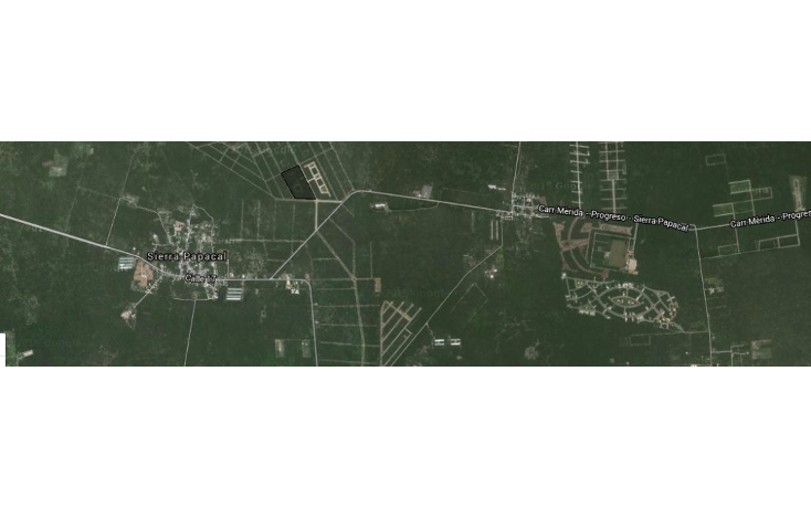 Foto de terreno habitacional en venta en  , komchen, mérida, yucatán, 1435137 No. 08