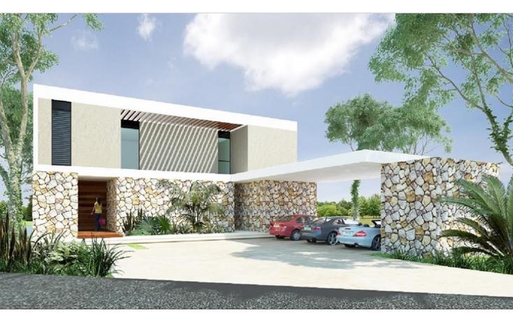 Foto de casa en venta en  , komchen, mérida, yucatán, 1480731 No. 01